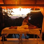 Massage at Moana Lodge