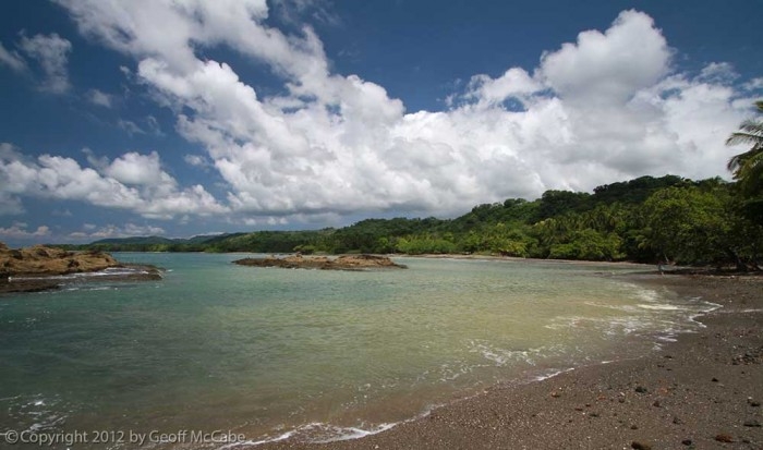 Most beautiful beach in Costa Rica