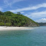 Picture-perfect Costa Rica Island