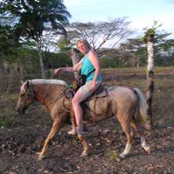 Santa Teresa horseback riding tours